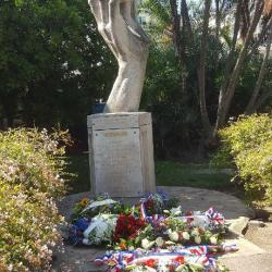 Commémoration du 5 juillet à Nice