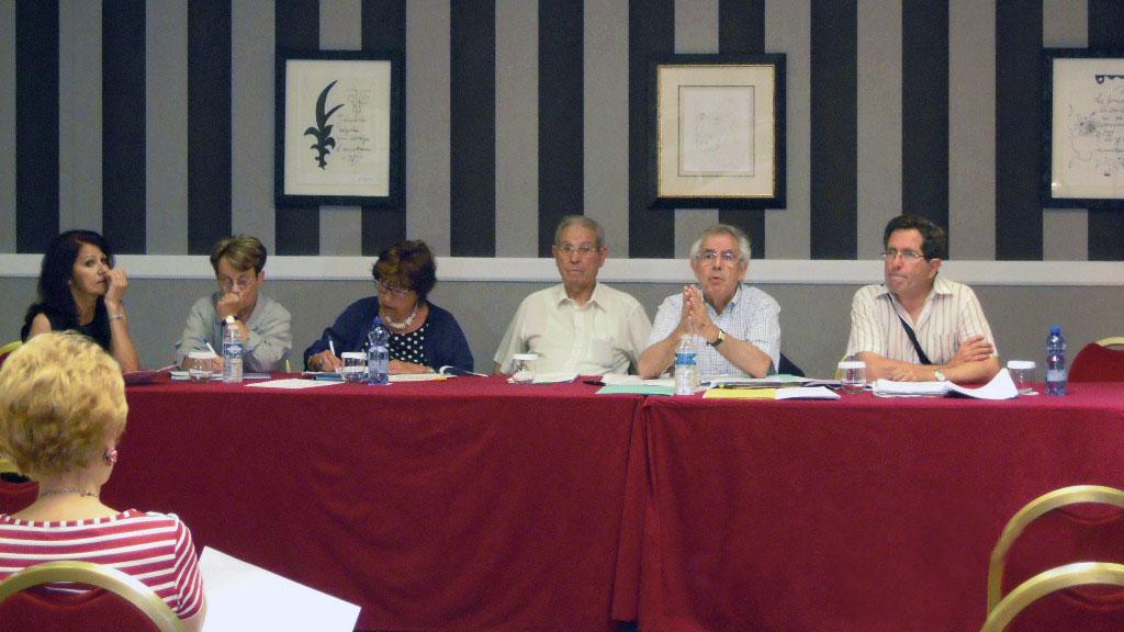 Assemblée générale des Amitiés Oraniennes 2015
