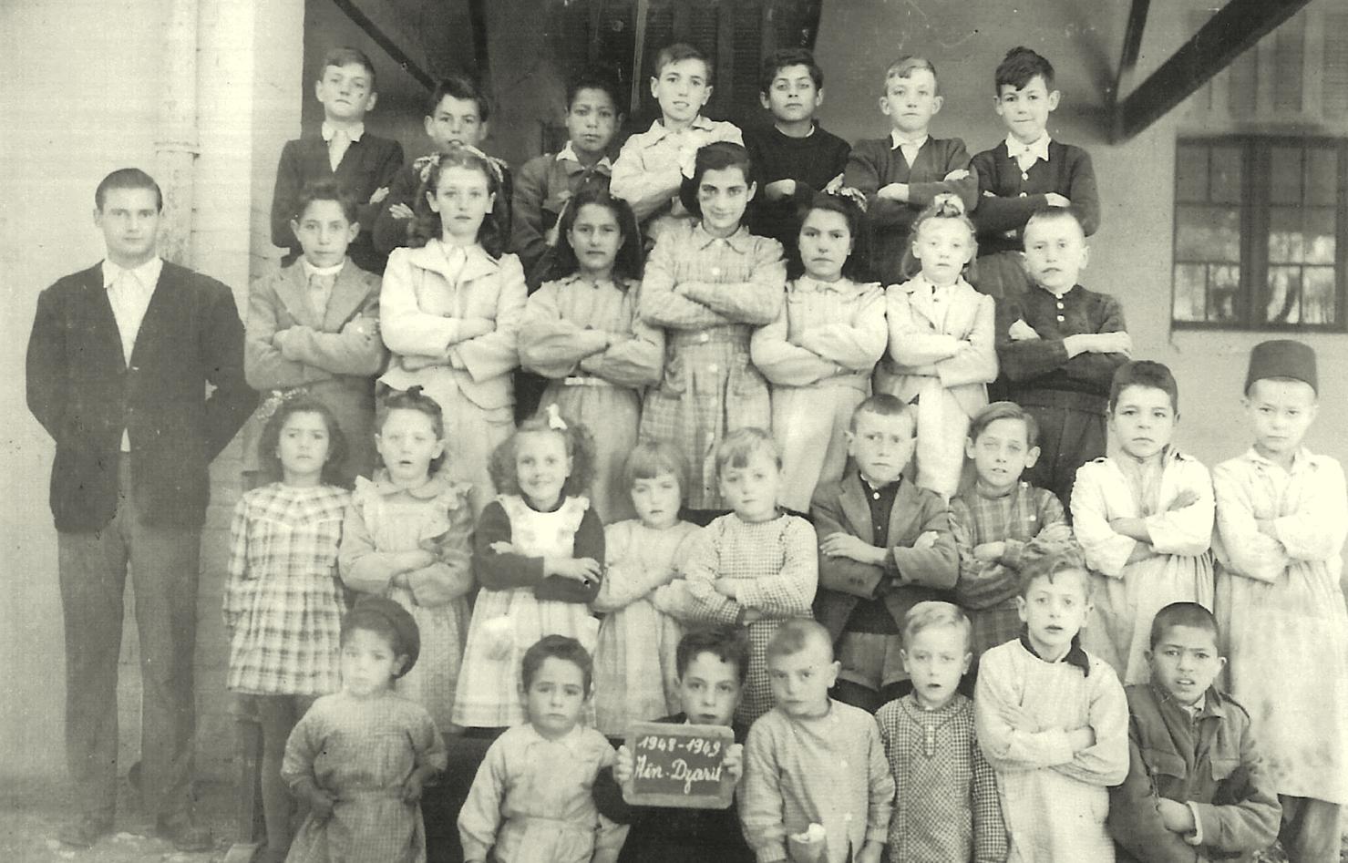 Aïn-Dzarit - 1948