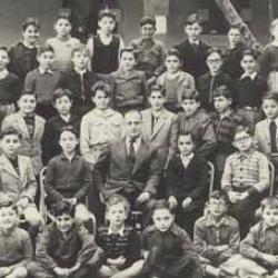 Ecole des Falaises 1950