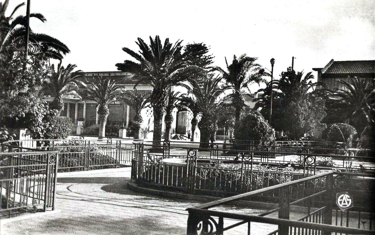 Er-Rahel - La place