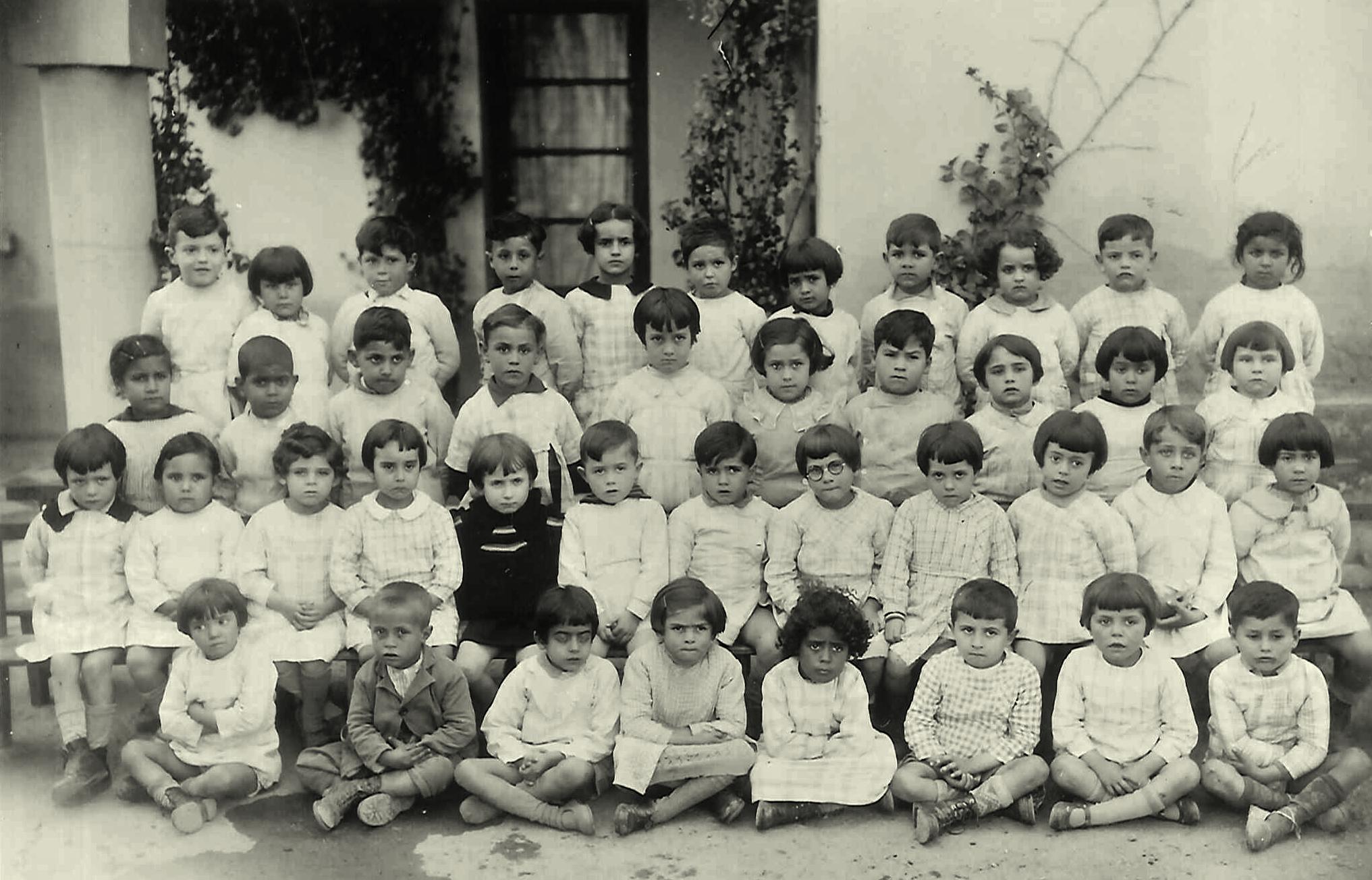 École Maternelle - 1938