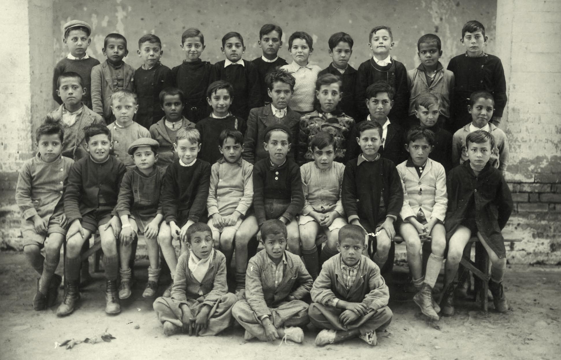 Er-Rahel - CM1 - 1940