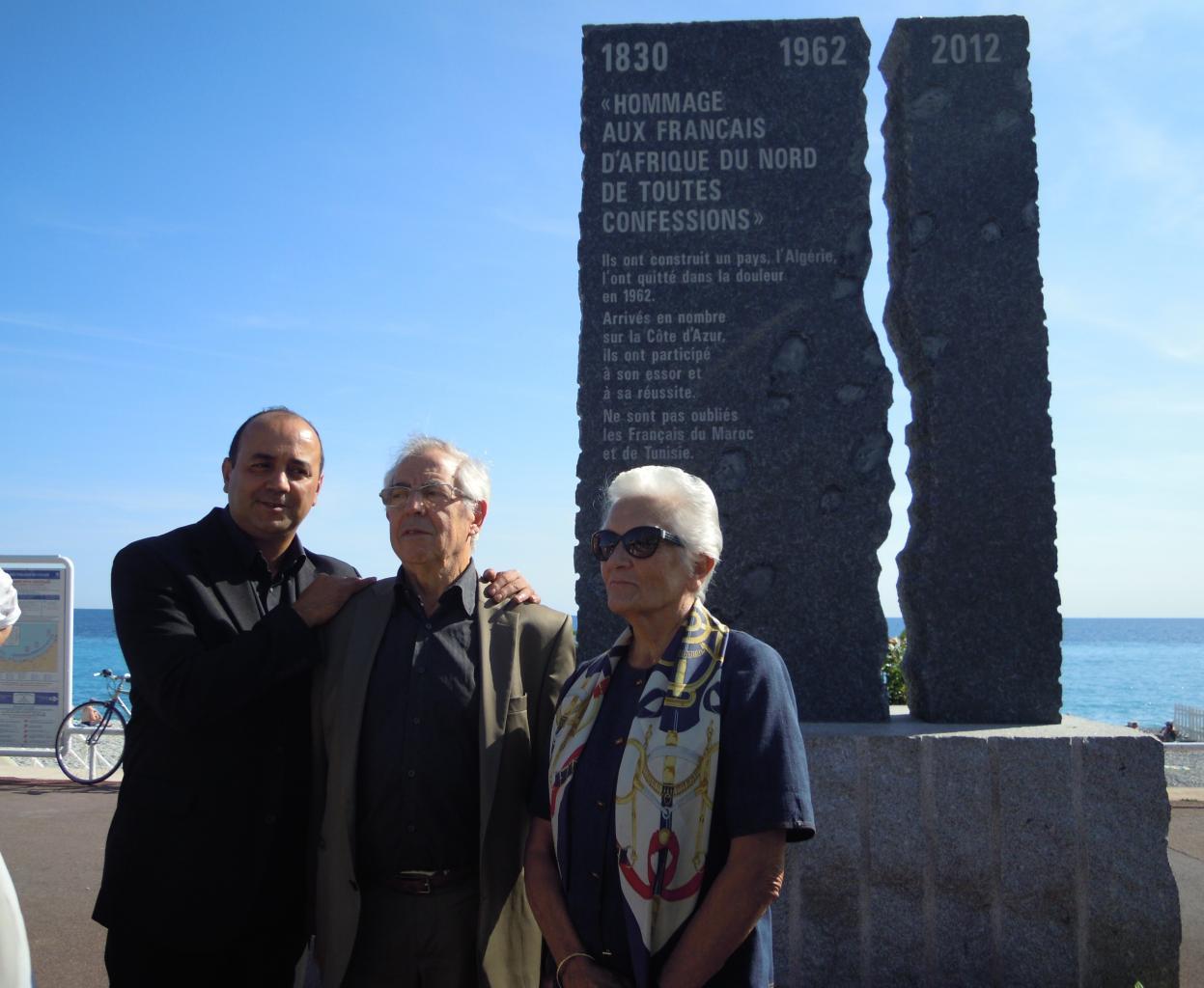Hommage national aux Harkis le 25 septembre 2015