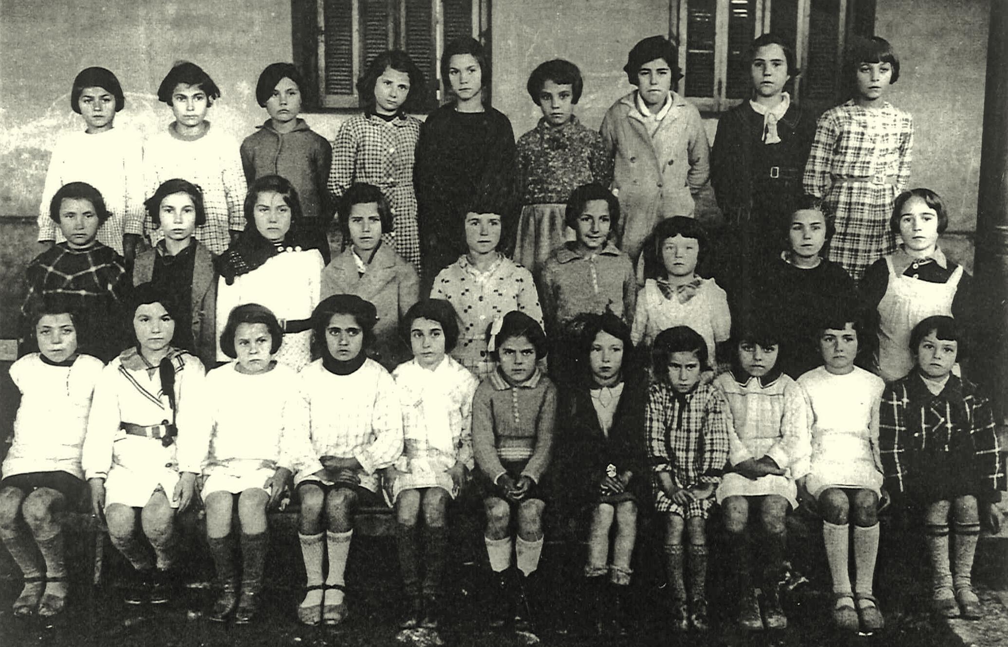 La Senia - École de filles - 1945