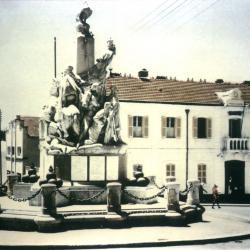 Marnia mairie et monument