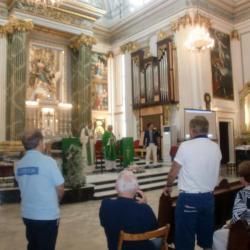 Messe à Valence en hommage à nos morts et disparus