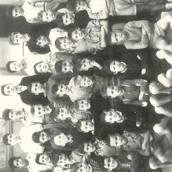 Boulanger - Classe de M. Fabre - 1952