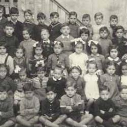 Ecole Bernardin 1945
