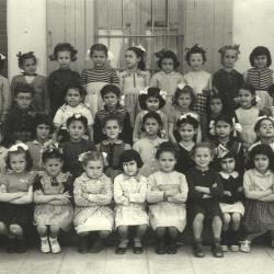 École Religieuse - av. d'oujda - env. 1949