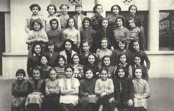 Jules Renard - École de filles - CM2 - 1953