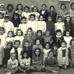 Maraval - École de filles - 1948