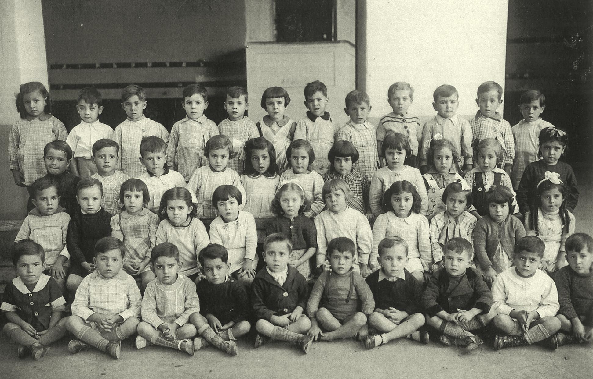 École maternelle - St Eugène1941