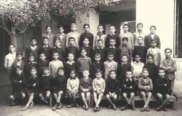 Edgard Quinet - CM1 - 1932 - Classe de Mme Paoli