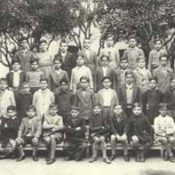 Edgard Quinet - Classe de Mme Gédon - 1935