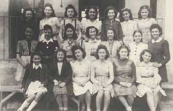 Institution Ste Monique 1946