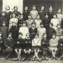École Paul Bert - Classe de 3e - 1932