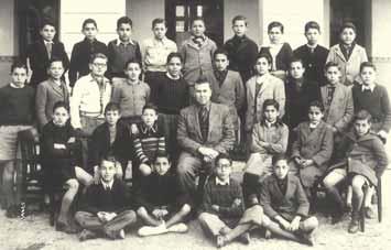 Collège moderne de garçons - 6e -1949