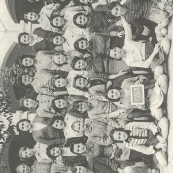École Thiers 1952