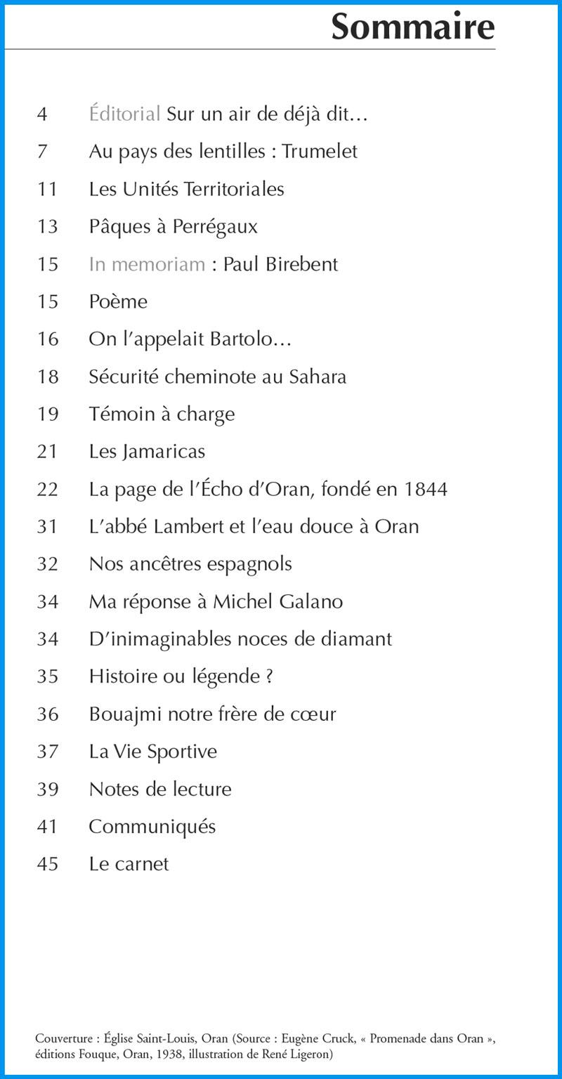 394 sommaire