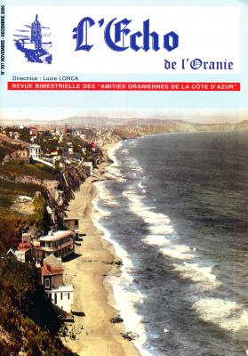Echo de l'Oranie - n°307 - novembre 2006