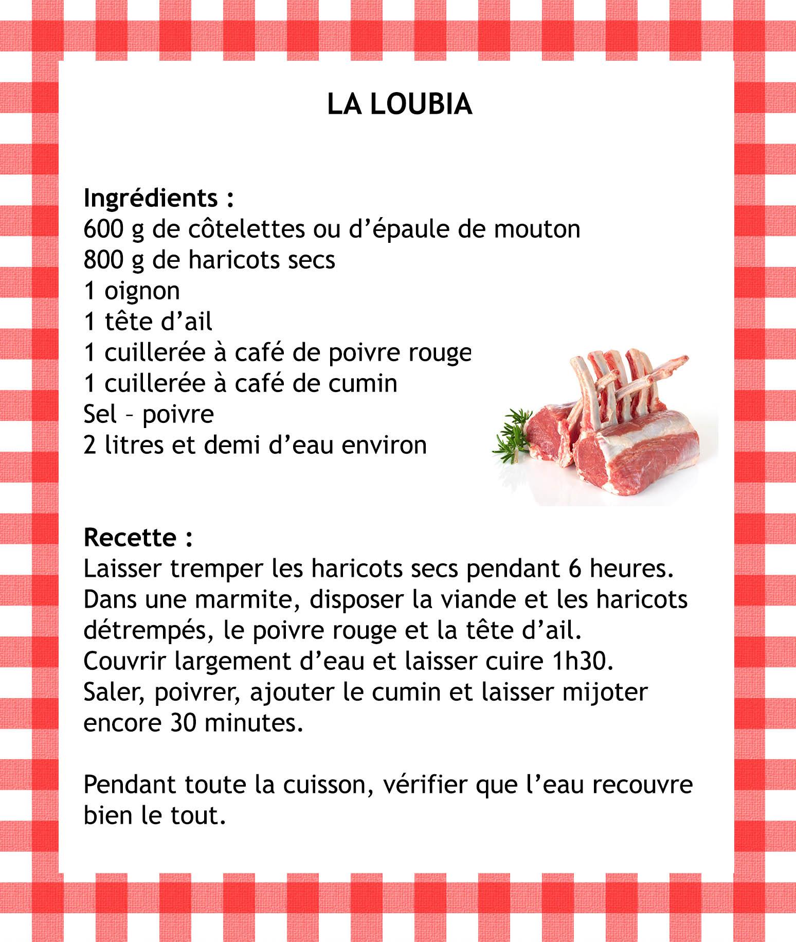 Loubia 1