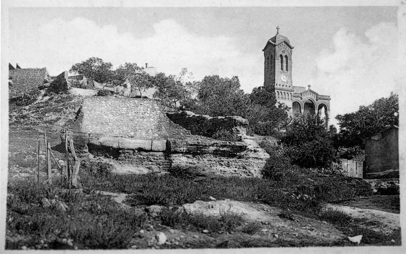 Mazagran ruines